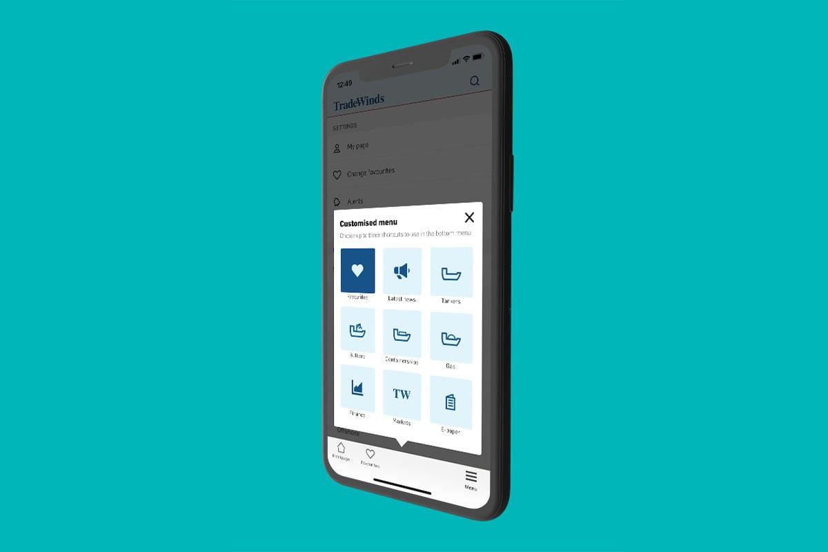 TW-News-App-Customise